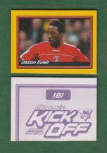 Charlton Athletic Jason Euell Jamaica 101 D